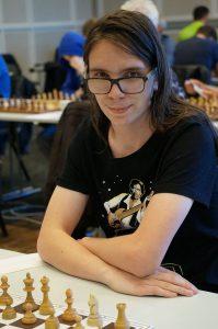 Anders i runde 8 (Foto: Anniken Vestby)